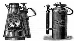 ცეცხლსაქრობის ისტორია