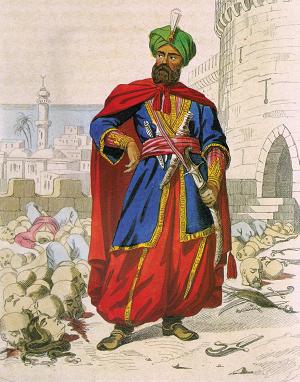 ალჟირის სათავეში – მეგრელი ალი ხოჯა