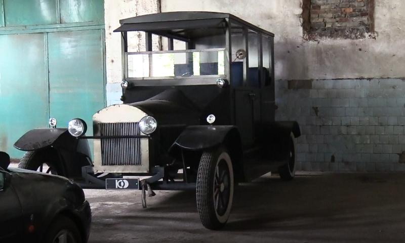 პირველი ავტომანქანა საქართველოში