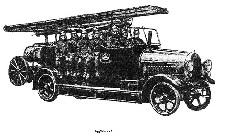 სახანძრო ავტომობილები საბჭოთა კავშირში (1920-1930 წლები)