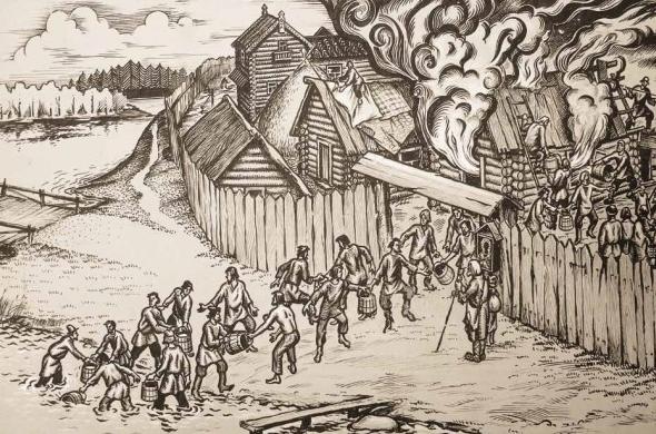 სახანძრო სათლი: მითები და რეალობა